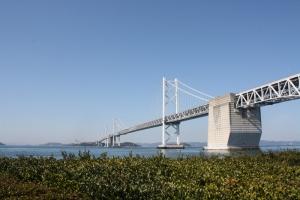 7周年の瀬戸大橋