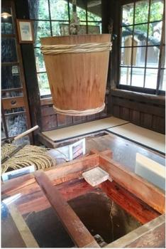 博物館の井戸