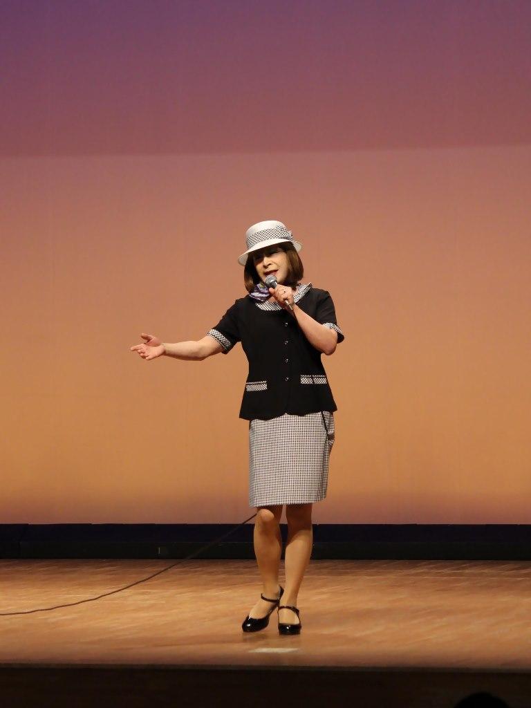 バスガール衣装舞台(3)