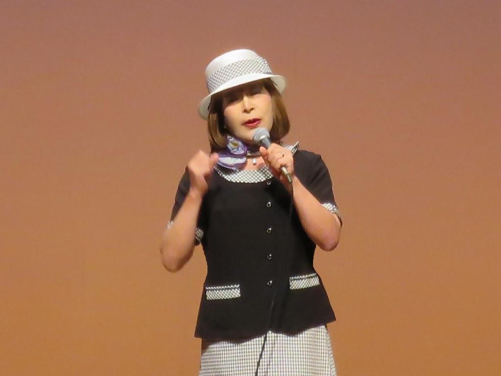 バスガール衣装舞台(5)