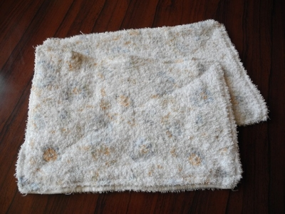 20151016雑巾を縫う