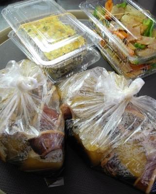 20160329お惣菜3種