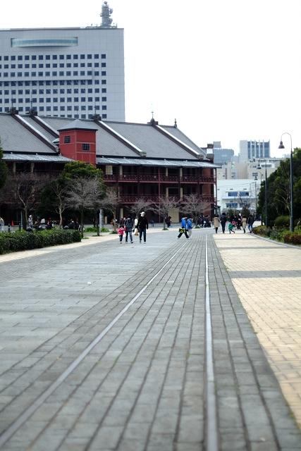FD5014sscと旧横浜港駅