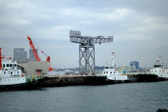 FD5014SSCと横浜ハーバー