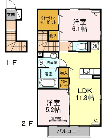 2階ダイワ