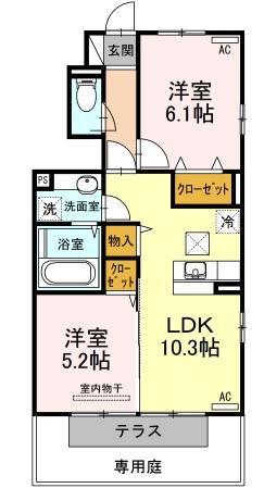1階ダイワ