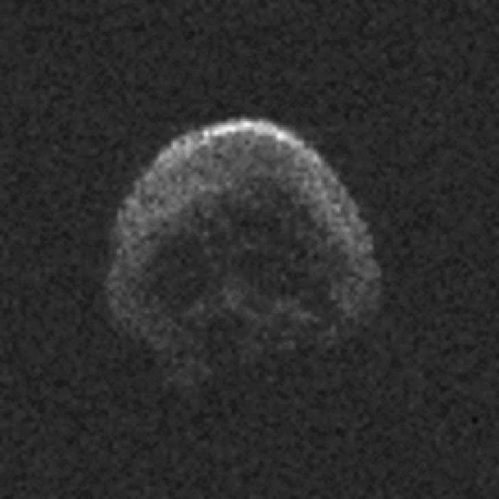 ドクロ小惑星