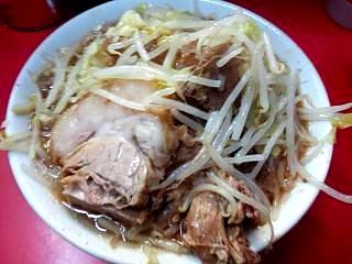 20150411ラーメン二郎三田本店(その5)
