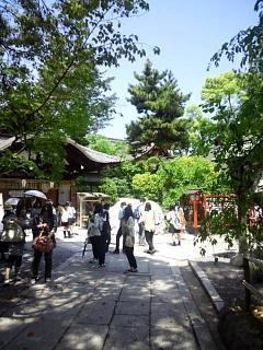 20150501安井金刀比羅宮(その8)