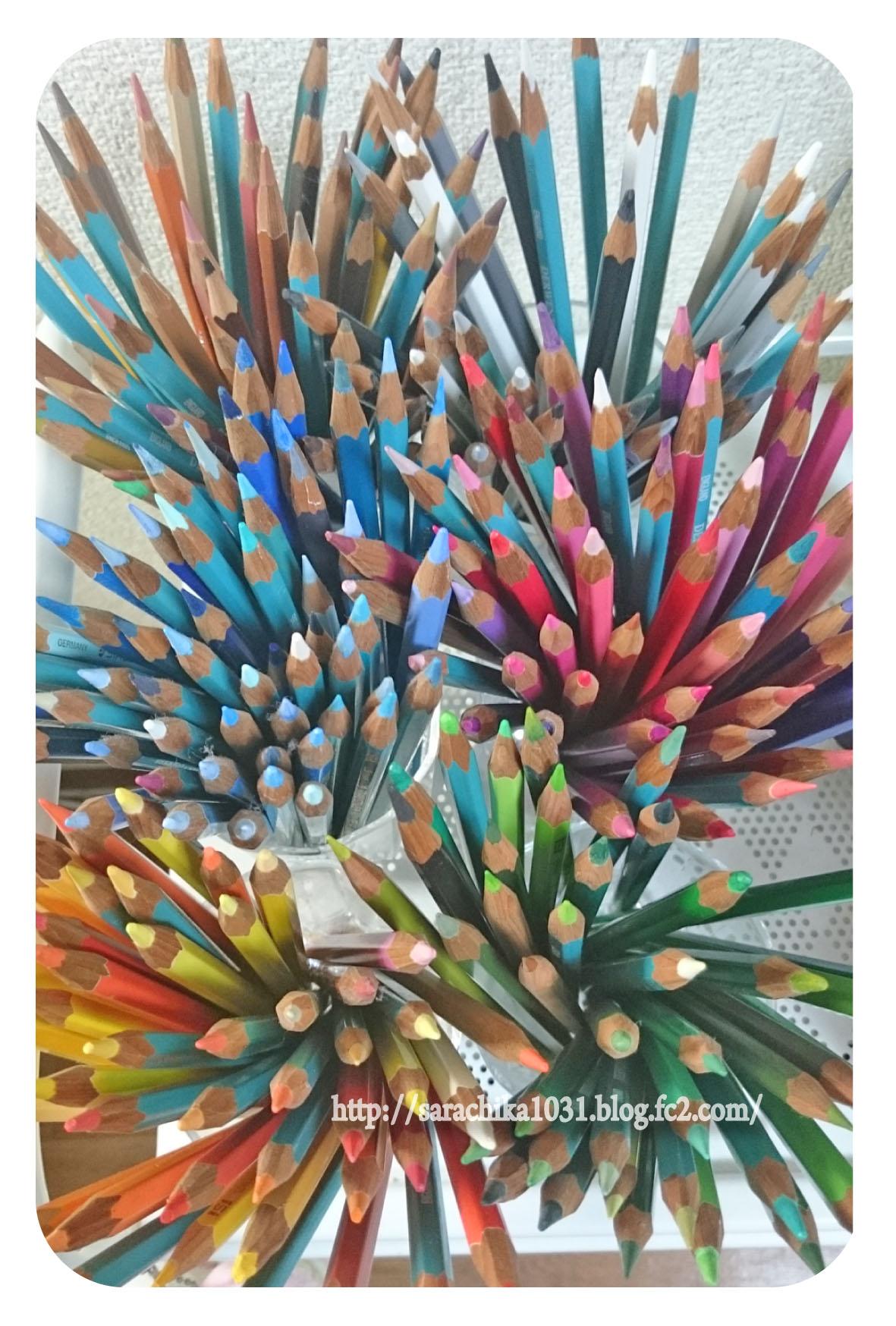 水彩色鉛筆 ブログ用