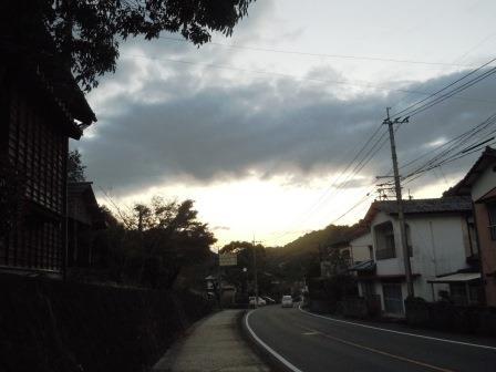 夕景5(2015-10-12)