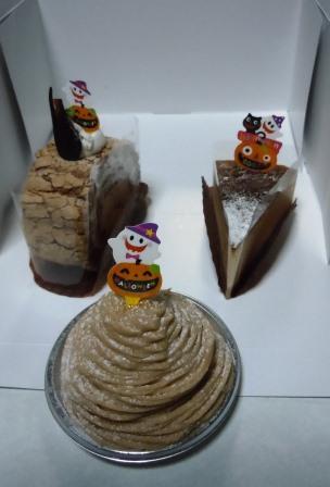 ショートケーキ4(2015-10-28)