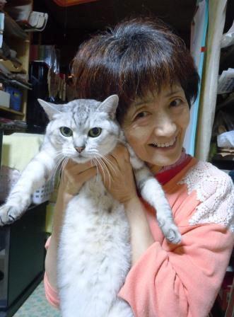 和子さんとごんちゃん(2015-10-28)