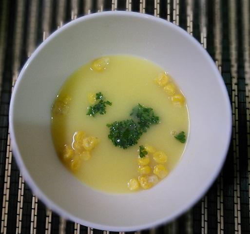 18コーンスープ