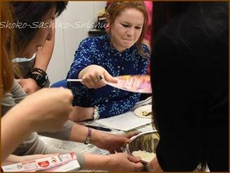 20151016 作る 1  手まり寿司