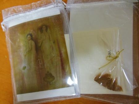 postcard 反魂香