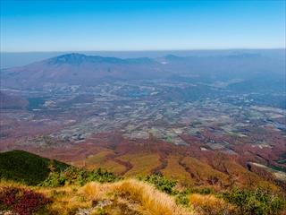 2015-10-20 浅間第一外輪山登山22 (1 - 1DSC_0043)_R
