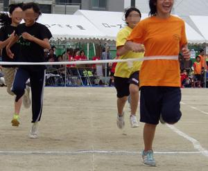 高学年徒競走3