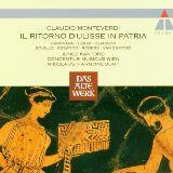 harnoncourt monteverdi Il Ritorno dUlisse in Patria (teldec )