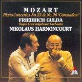 MOZART Concerto GULDA (Harnoncourt )Teldec