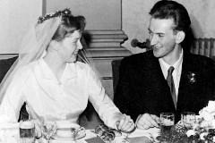 アーノンクール 結婚式(於グラーツ、1953年 6月 )