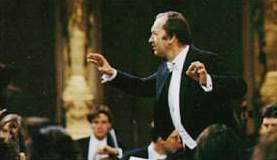 アーノンクール Nicolaus Harnoncourt 1991年