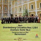 J.S.バッハ ブランデンブルク協奏曲第1,24番(アーノンクール