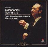 モーツァルト 交響曲第38&39番 アーノンクール ロイヤル・コンセルトヘボウ管弦楽団(Teldec)