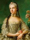 パルマ公女(パルマ公フィリッポの娘)マリア・イサベラ