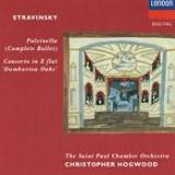 Stravinsky Pulcinella、Gallo, Pergolesi Hogwood