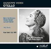 Verdi Otello(1955)N.Y. Walhall