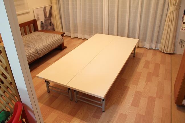 テーブル新聞 001
