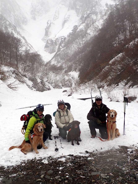 谷川岳雪中訓練 (73)