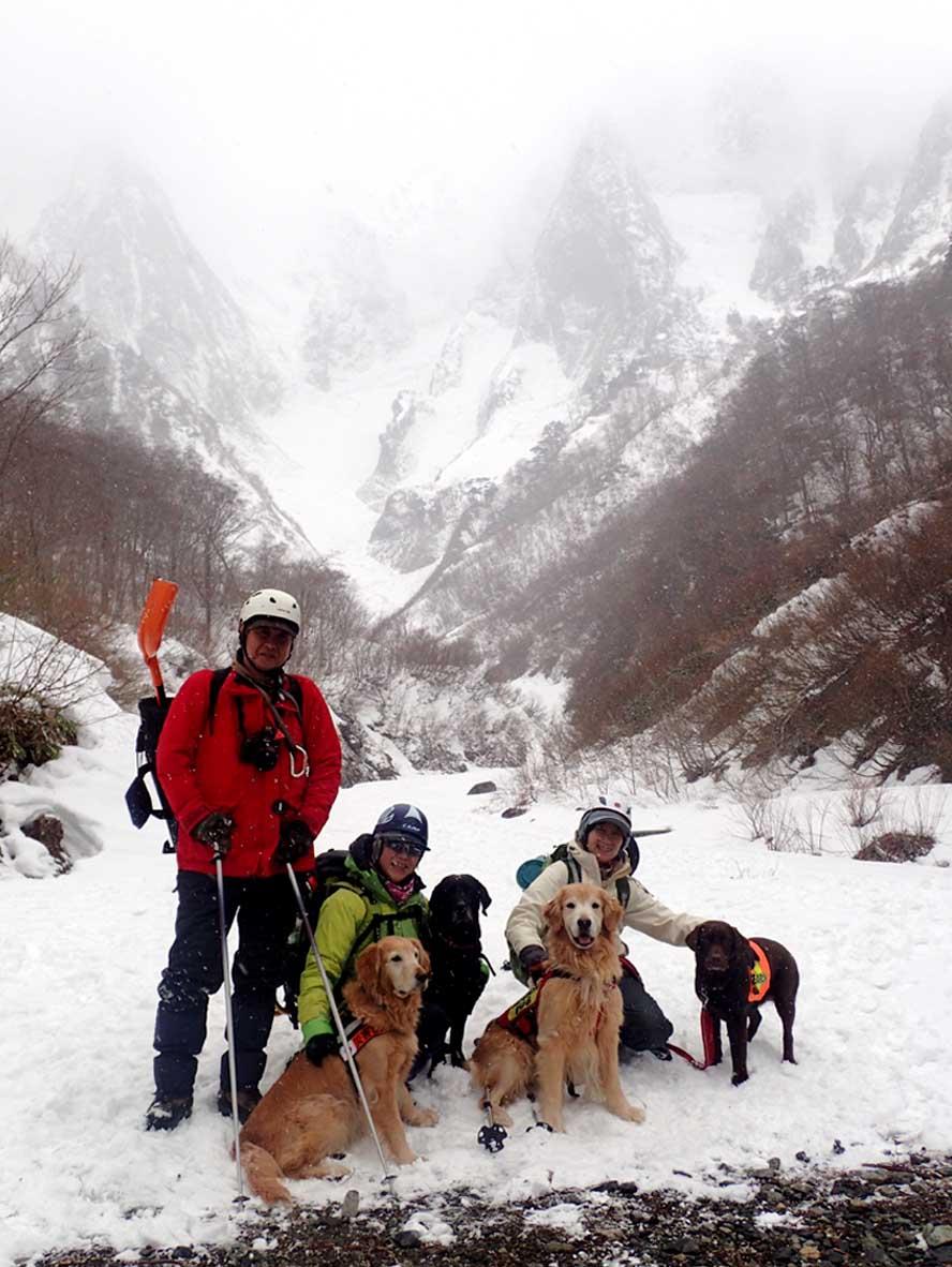 谷川岳雪中訓練 (72)