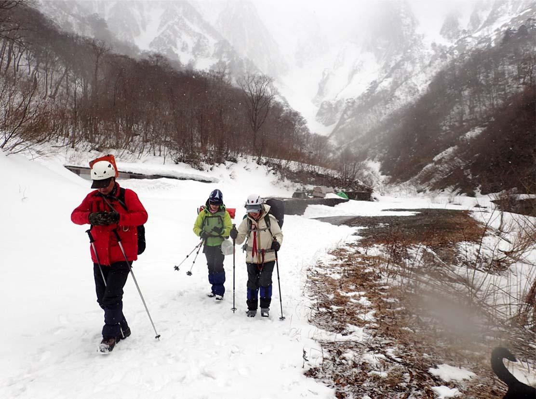 谷川岳雪中訓練 (74)