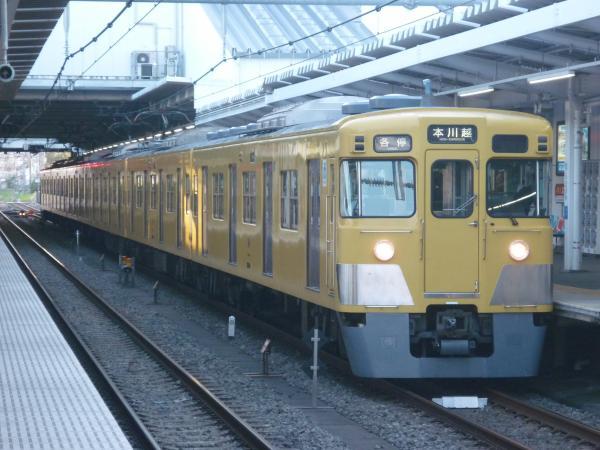 2014-11-22 西武2009F 各停本川越行き 5713レ