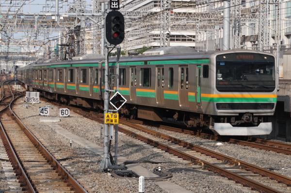 2015-10-24 上野東京ラインE231系ヤマU515編成