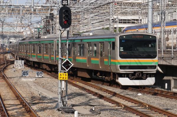 2015-10-24 上野東京ラインE231系ヤマU524編成