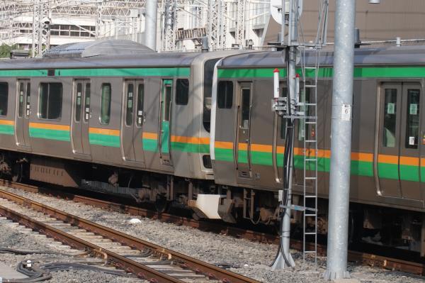 2015-10-24 上野東京ラインE233系+E231系