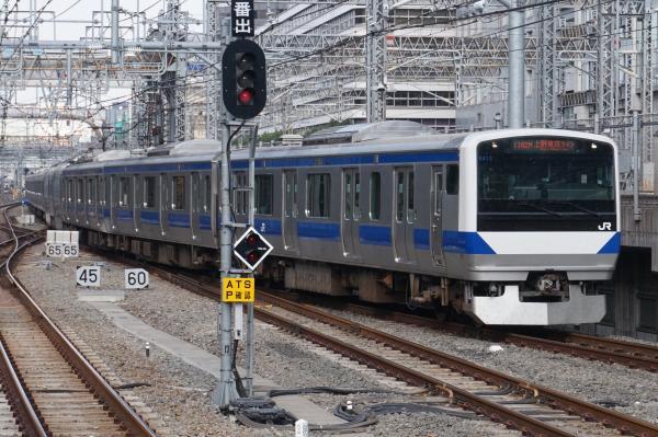 2015-10-24 上野東京ラインE531系カツK412編成