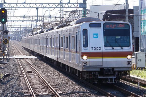 2015-11-03 メトロ7102F 各停入間市行き
