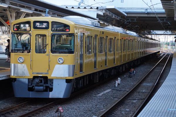 2015-11-03 西武2087F 各停所沢行き