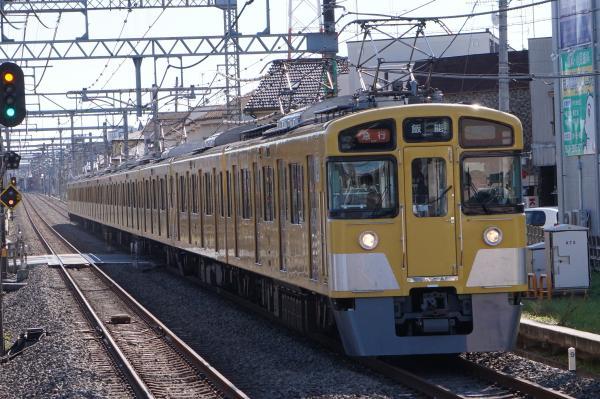 2015-11-03 西武2457F+2085F 急行飯能行き