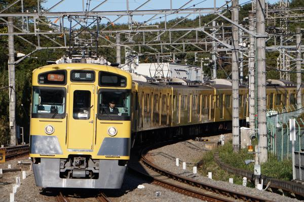 2015-11-03 西武2459F+2073F 急行飯能行き