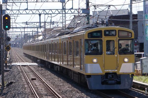 2015-11-03 西武2459F+2073F 準急飯能行き
