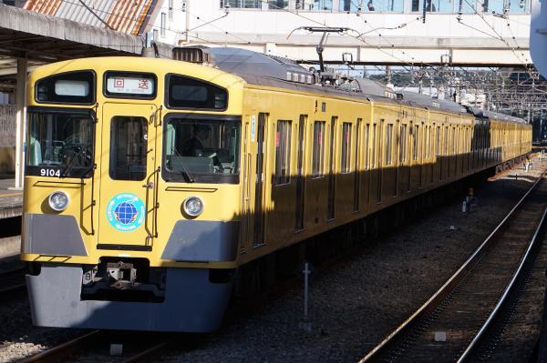 2015-11-03 西武9104F 回送