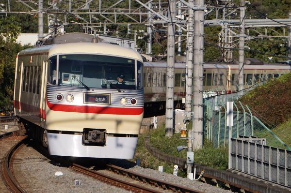 2015-11-03 西武10105F 特急西武秩父行き