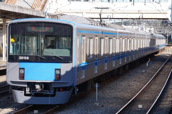 2015-11-03 西武20158F 回送1