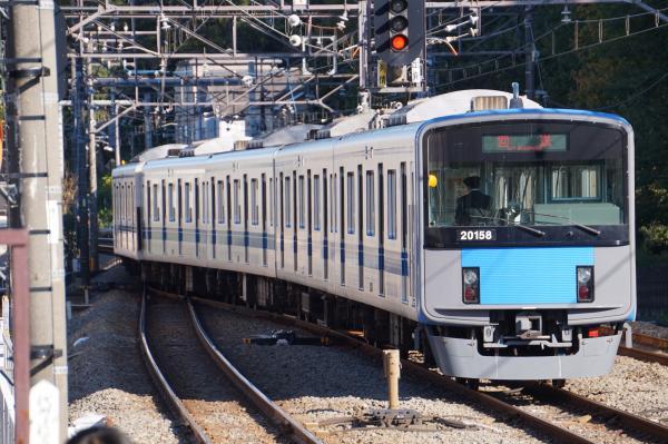 2015-11-03 西武20158F 回送3