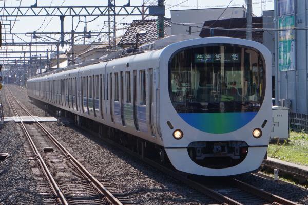 2015-11-03 西武30104F 快速飯能行き